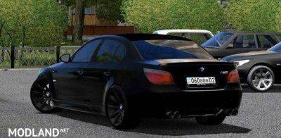 BMW M5 E60 V 2 [1.5.9], 3 photo